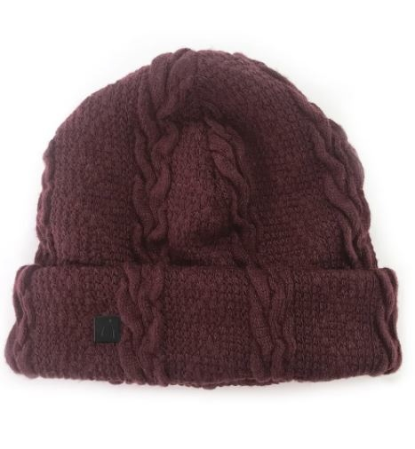 Gibou Braided Knit Tuque