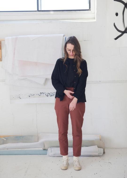 Atelier b Knit Cardigan No2052w