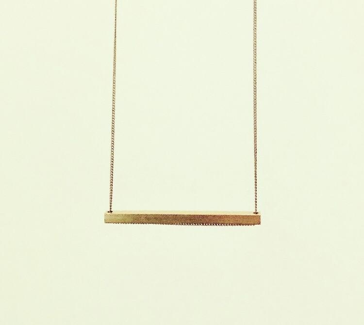 Darlings of denmark Slik -H/Short Necklace