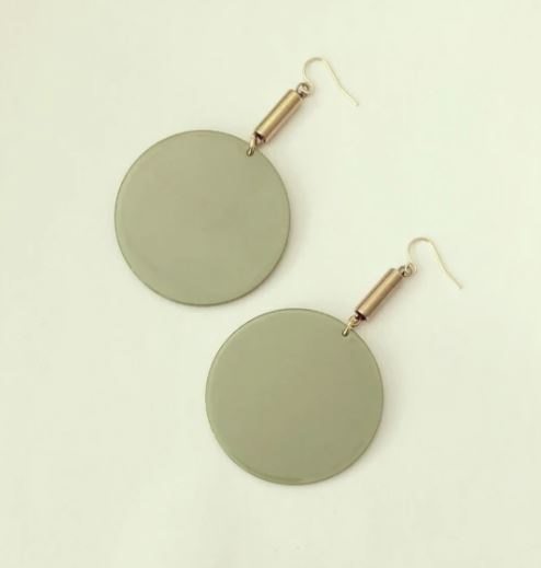 Darlings of denmark Flumme - Green  Earrings