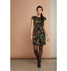 Cherry Bobin Camellia Dress