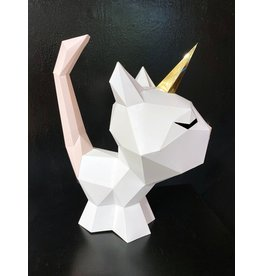 Sofs Modèle Papier 3D - Chatcorne