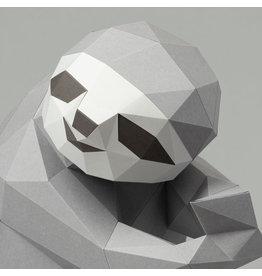 Sofs Modèle Papier 3D - Paresseux