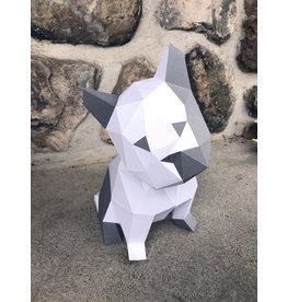 Sofs 3D Paper Model - Puppy