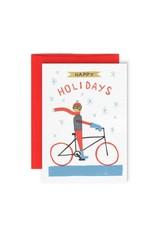 Paperole Carte de souh. Bike