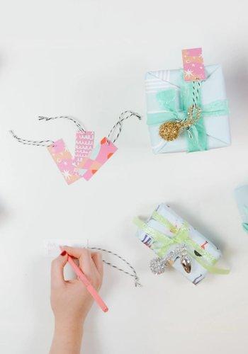 Étiquettes Cadeaux - Reine Oiseau