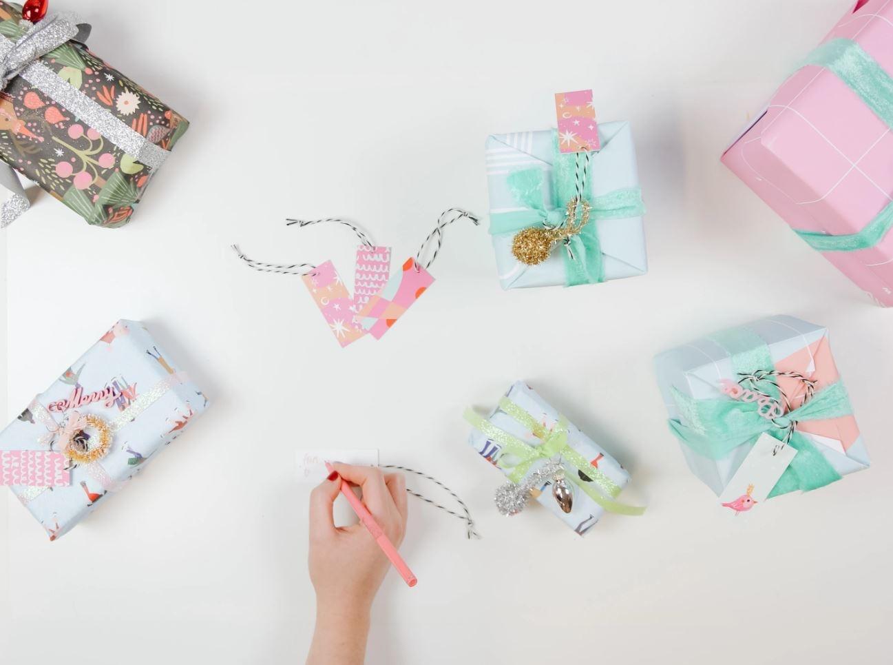 HeyMaca Gift Tag - Queen Bird