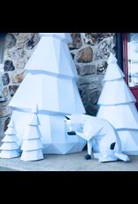 Sofs 3D paper model - Kitty