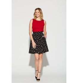 Cherry Bobin Fleetwood Skirt - 2 colours