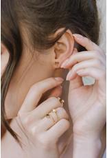 Sarah Mulder Jewelry Alphie Stud
