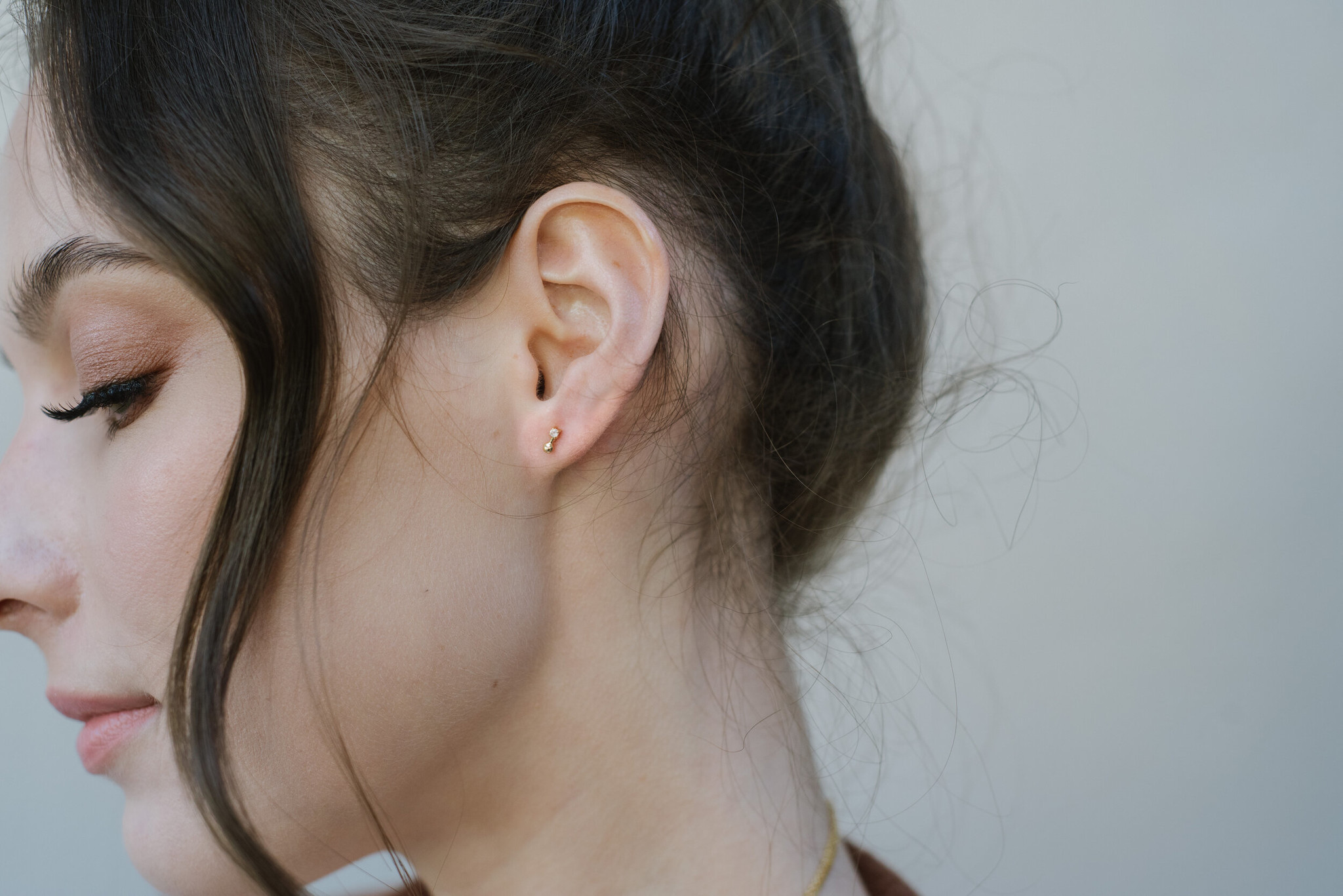 Sarah Mulder Jewelry Boucles d'oreilles Rosa