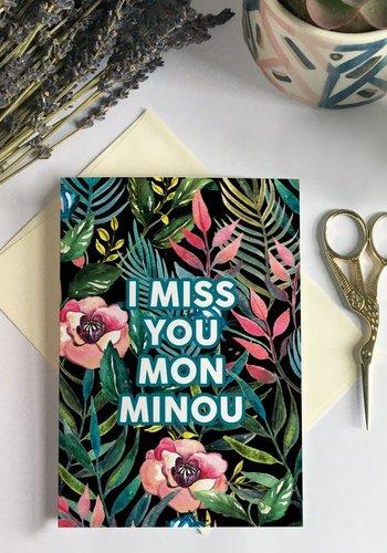 Miss You Minou