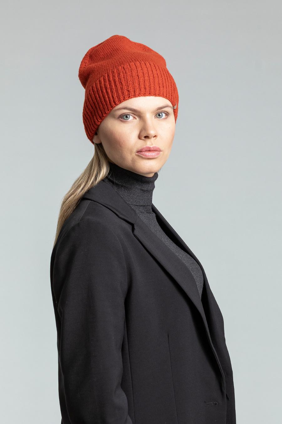 Dinadi Merino Edge Rib Hat
