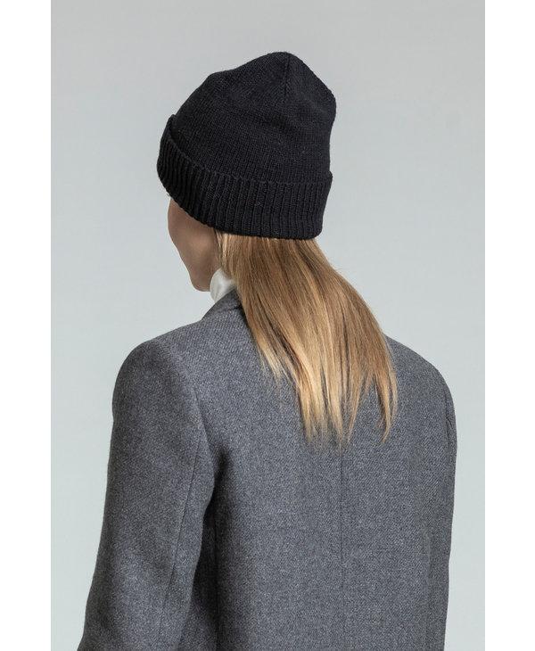 Merino Cuffed Hat