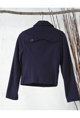 Short Navy Pea Coat