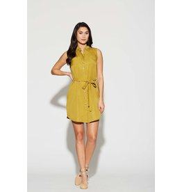 Cherry Bobin Dress Honey