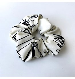 MAS Montreal Scrunchies - Many options