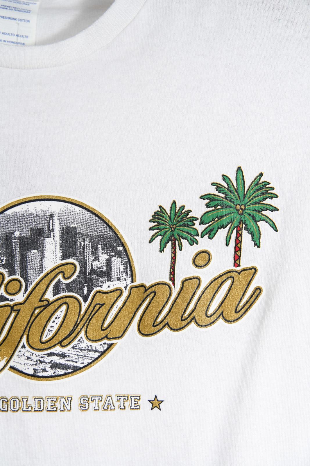 Martha Blackler T-shirt Californie