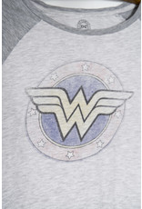 Martha Blackler Wonder Woman 3/4 Tee