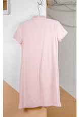 Martha Blackler Robe de tennis rose pâle