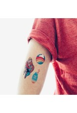 Les tatoués The Rainbows