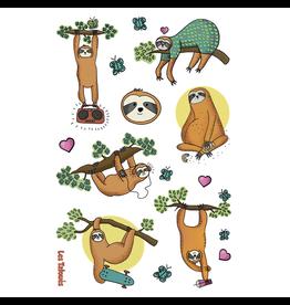Les tatoués The sloths