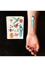 Les tatoués The birds