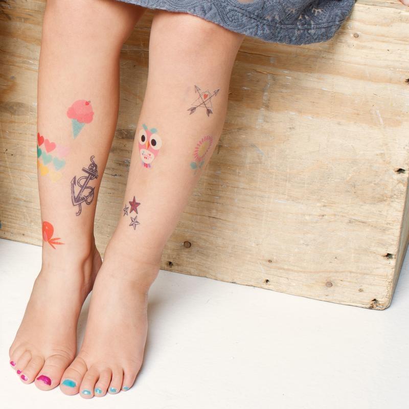 Les tatoués Les doux à Lou