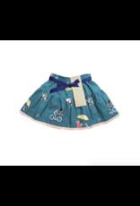Alice & Simone Reversible Skirt - Promenade