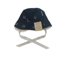 Alice & Simone Reversible Hat - 4 colors