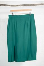 Green Pencil Skirt