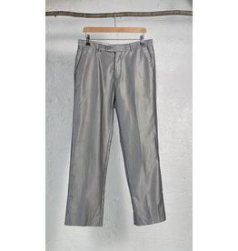 Pantalon droit silver