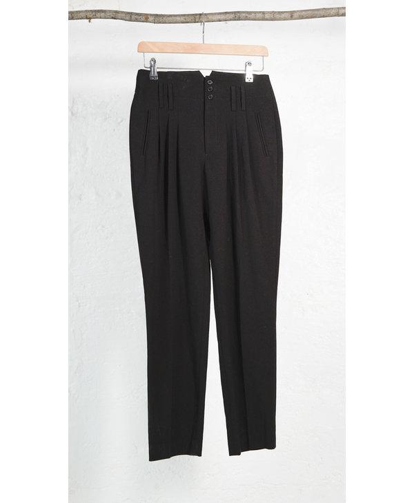Black High Waisted BCBG Pants