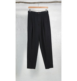 Pantalon noir masculin
