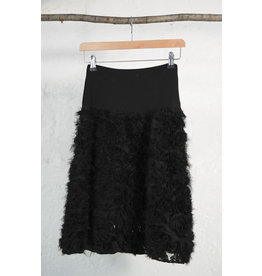 Dinh Ba Black Skirt