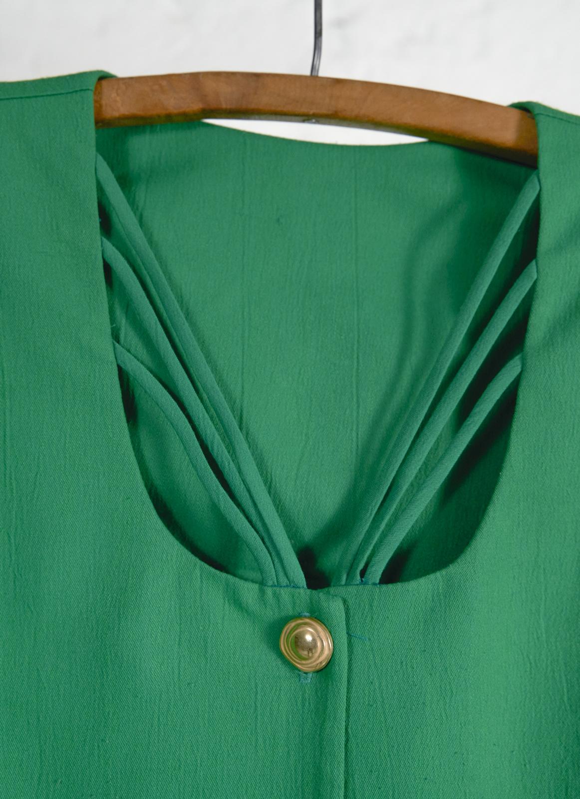 Robe blazer lime