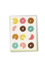 Lili Graffiti Card - Donuts