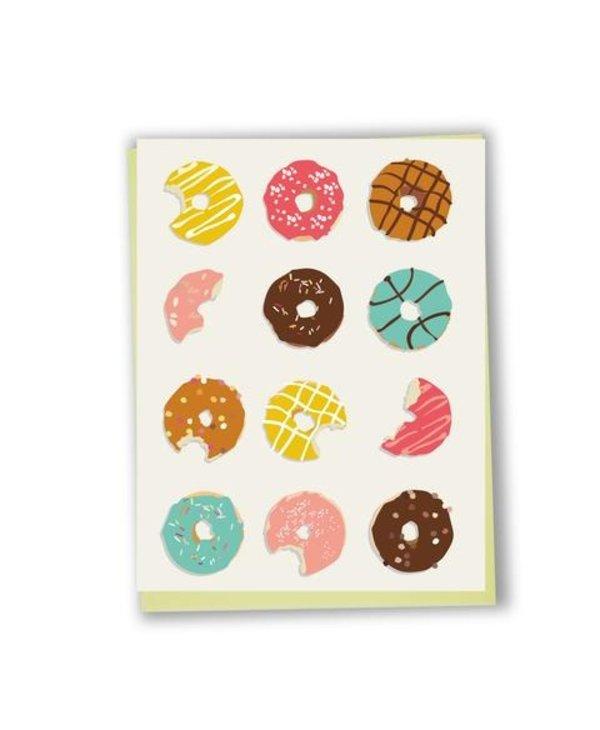 Card - Donuts