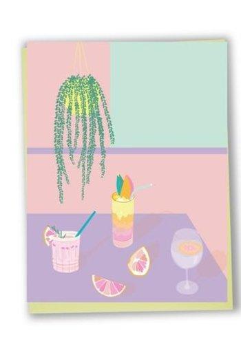 Carte - Cocktails d'été
