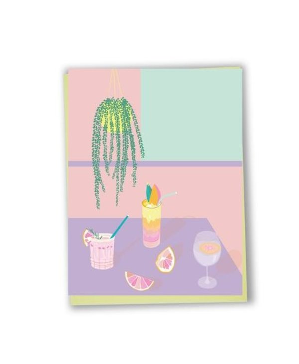 Card - Everyday cocktails