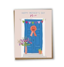 Lili Graffiti Carte - Happy mother's day (ang.)