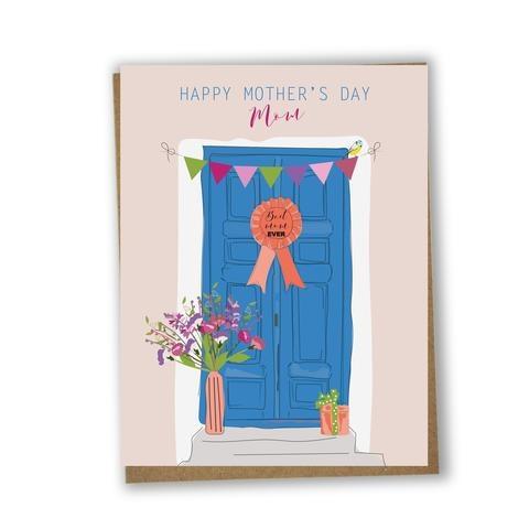 Lili Graffiti Card - Happy mother's day