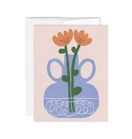 Paperole Carte Tulipes