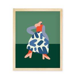 Paperole Affiche Françoise