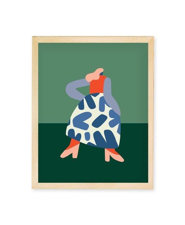 Affiche Francoise 11''x14''