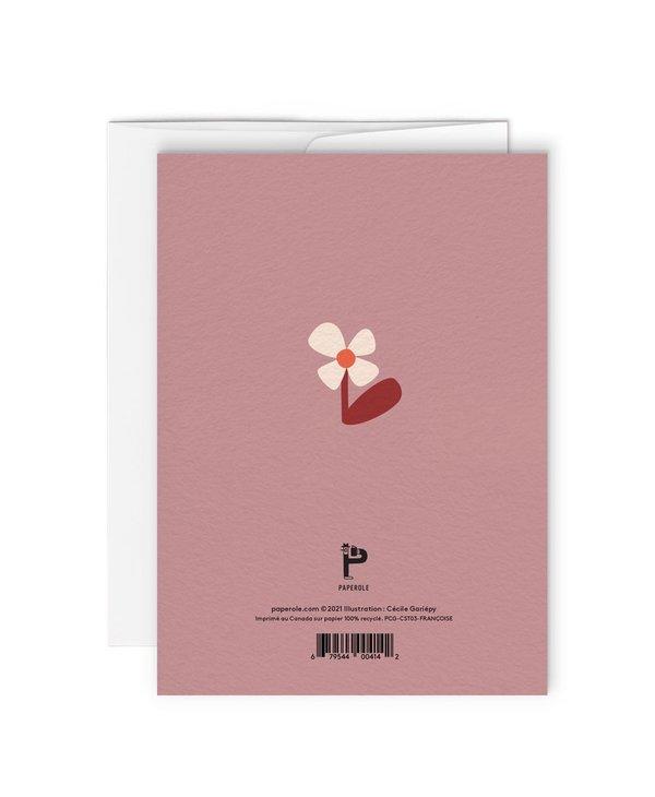 Francoise Card