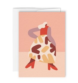 Paperole Francoise Card