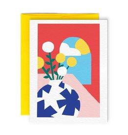 Paperole Sun Ball card