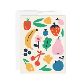 Paperole Carte Fruits