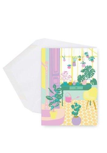Mini-carte - Plantes